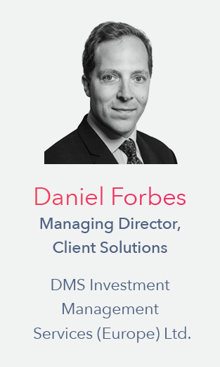 Daniel Forbes - Managing Director of Client Solutions Waystone Europe