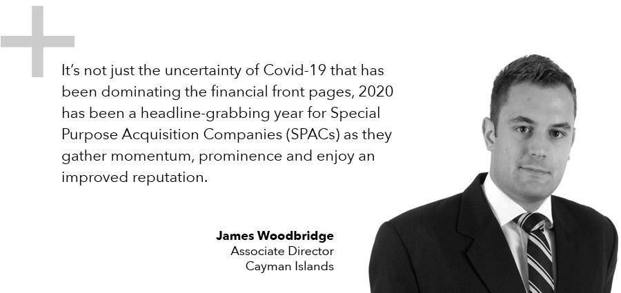Commentary from James Woodbridge - Associate Director, Waystone Cayman Islands